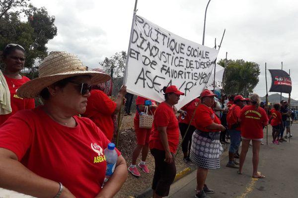 Marche de l'ASEA-NC