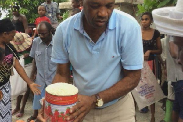 Aide en Haïti