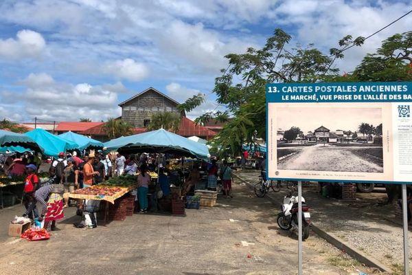 L'ancien marché de Saint-Laurent