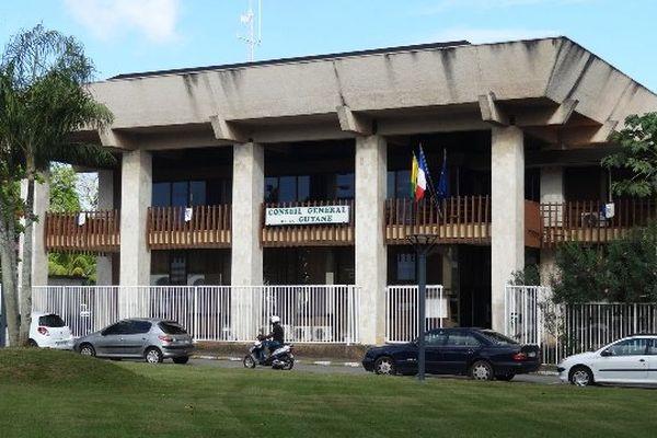 Conseil Général de la Guyane