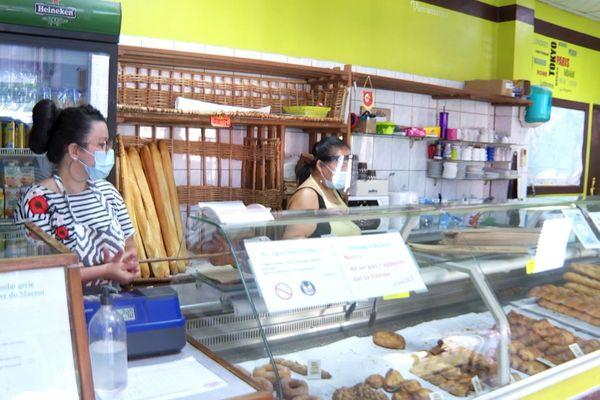 La boulangerie du Fleuve à Saint-Laurent