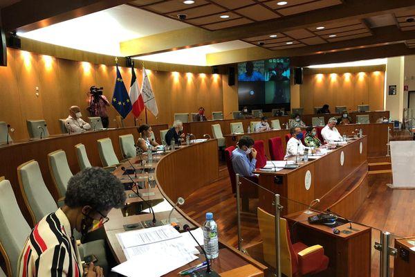 assemblée plénière