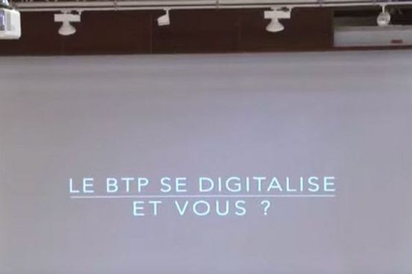 L'impact du numérique...BTP