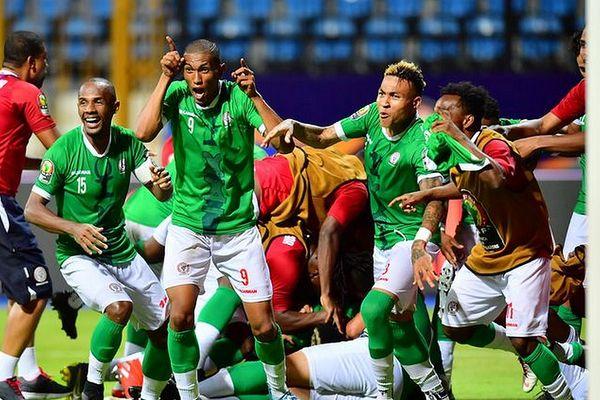Can 2019 victoire de Madagascar