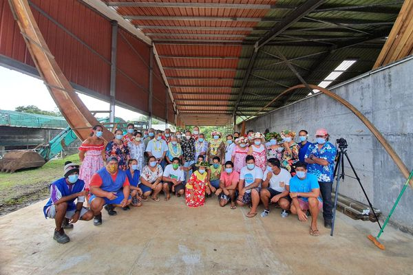 Projet d'insertion professionnelle de 20 jeunes sous convention CAE à Raiatea