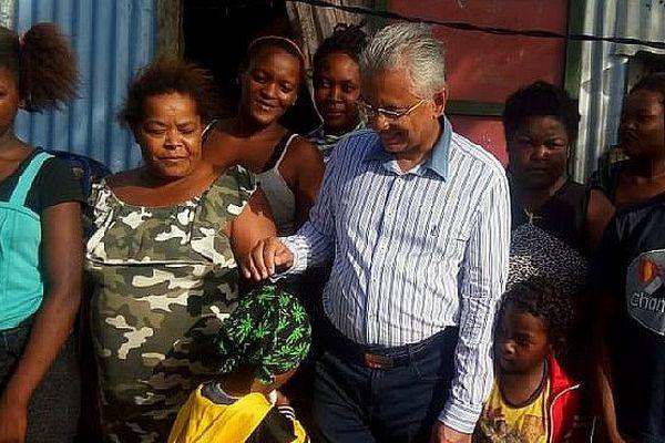 Rodrigues visite du premier ministre mars 2019