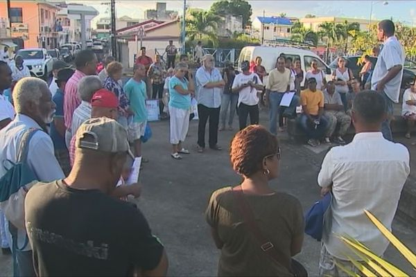 Comité citoyen du sud de la Martinique photo 2