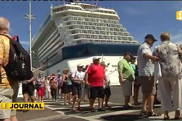 Tourisme : la croisière en berne