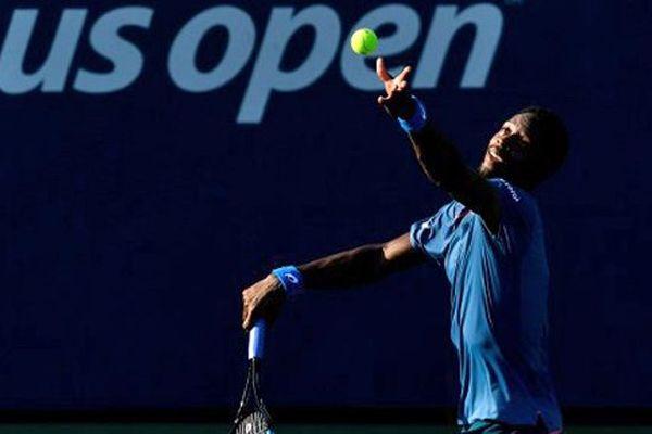 monfils US Open