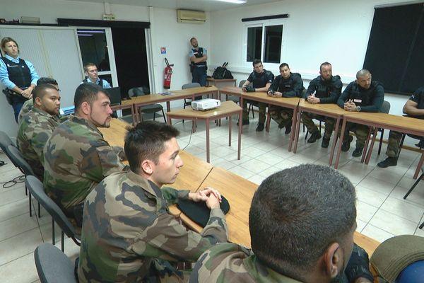 Sécurité : PSIG, peloton d'intervention et de surveillance de la gendarmerie