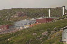 La centrale EDF de Saint-Pierre, inaugurée en 2015.