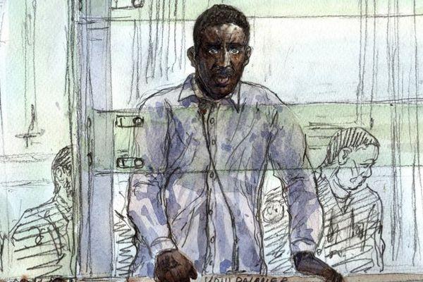 Yoni Palmier dans le box des accusés