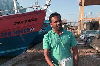Propriétaire du bateau de pêche volé au Sri Lanka mars 2019
