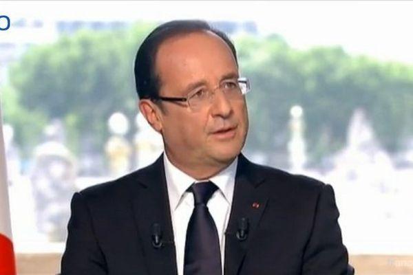 visite François Hollande