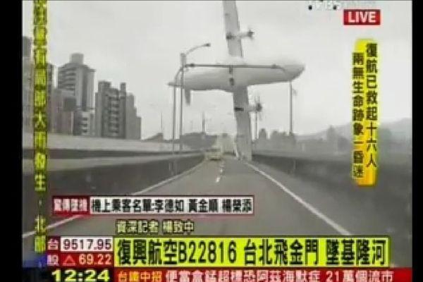 Crash Taiwan