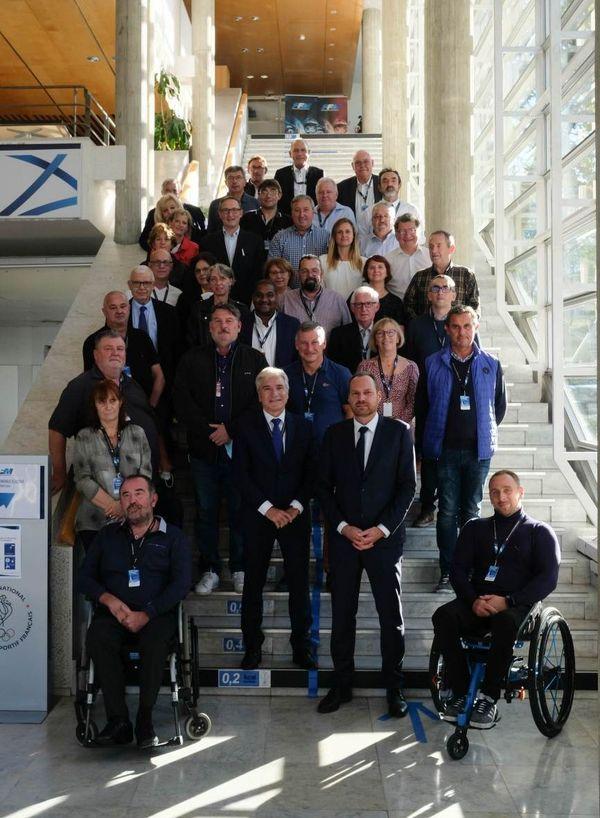Comité directeur de la FFM