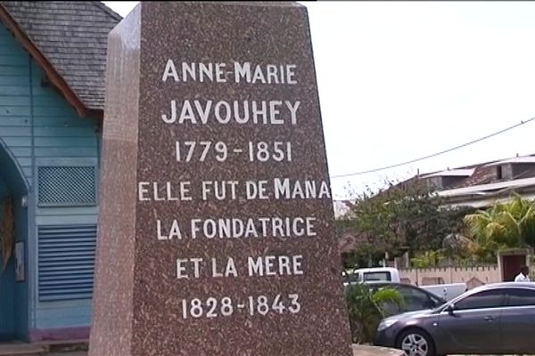 Monument Anne-Marie Javouhey