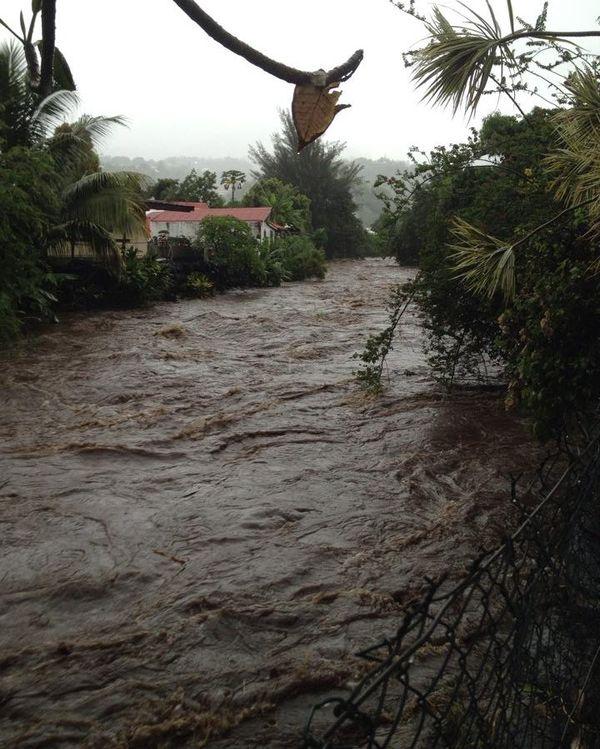 Pierrick Bernière rivière de la Fautaua à Pirae