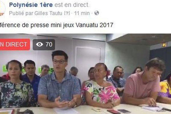 La Polynésie n'ira pas aux mini-jeux du Pacifique.