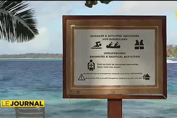 La sécurité en mer à Bora-Bora