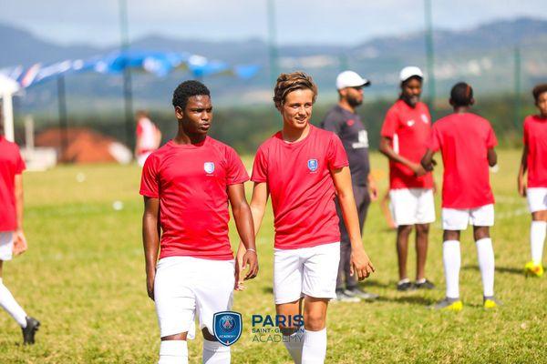 Footballeurs PSG