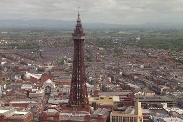 Ville de Blackpool