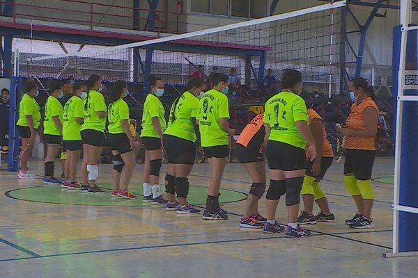challenge de Polynésie volley