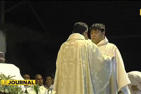 Ordination du père David Chanzy