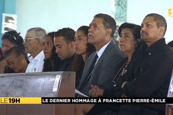 Obsèques Francette Pierre-Émile