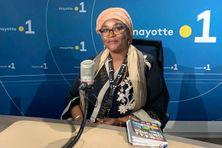 Sophiata Souffou est une des entrepreneures les plus connues de Mayotte. Elle se bat au quotidien pour les commerçants indépendants de l'île.