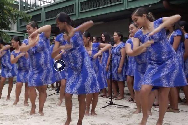 Conservatoire : Hawaii rencontre Tahiti
