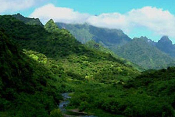 La vallée de la Papenoo