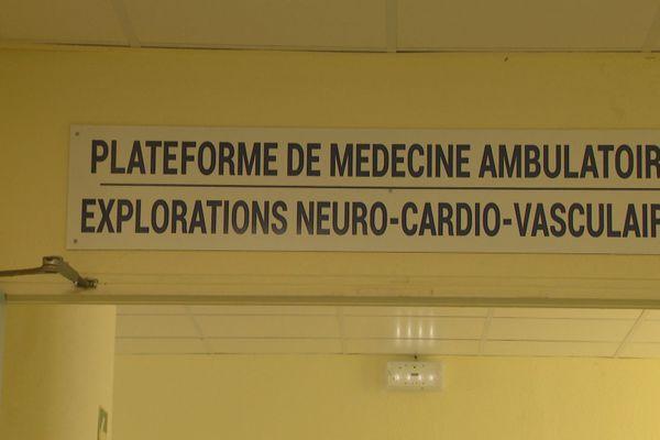 plateforme ambulatoire CHU 3