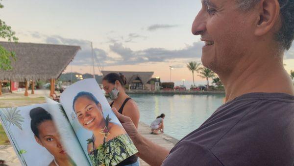 Livre recettes Bora Bora