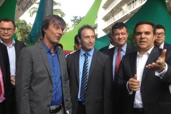 Ouverture de la Conférence Climat Energie 2014