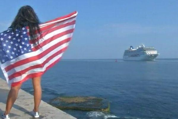 navire croisière à Cuba