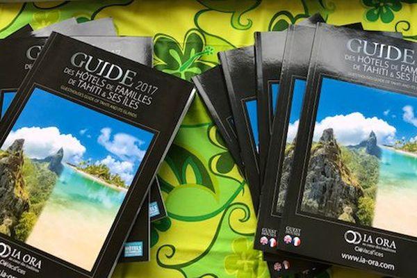 Le nouveau Guide des hôtels de familles de Tahiti et des îles est sorti