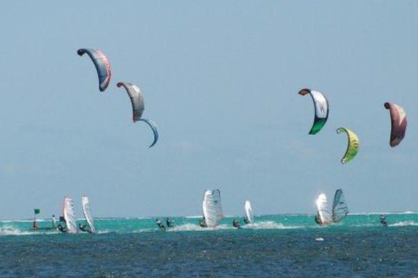 Kite surf Nouméa