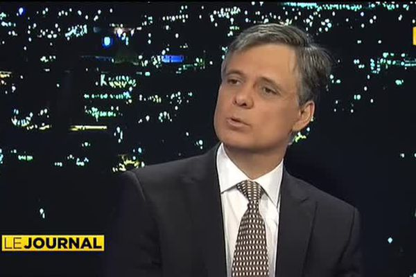 """Lionel Beffre : """" l'Etat et le pays entretiennent des relations confiantes"""""""