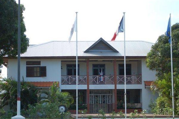 Mairie de Mana