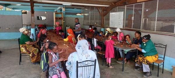 Atelier poterie Wenka Culture