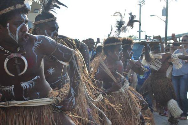 délégation de Nouvelle-Calédonie