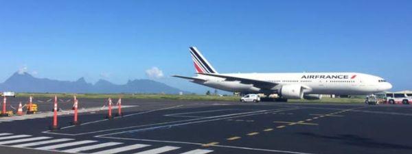 Air France cargo planes