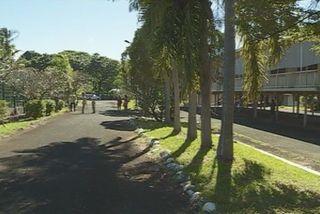 site militaire mahina