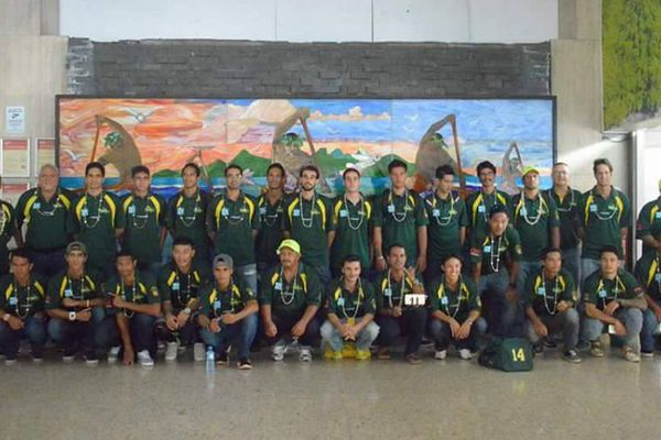 L'équipe tahitienne AS Tefana
