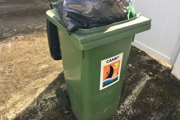 Ramassage des ordures ménagères Nord Basse-Terre
