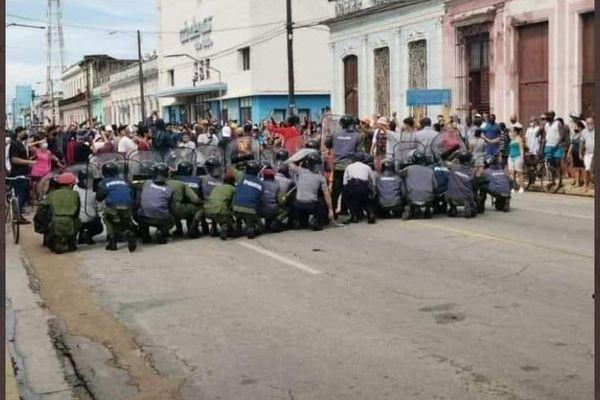 À Cuba manifestations inédites contre les pénuries