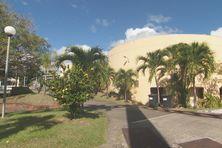 Le campus de Schoelcher en Martinique.