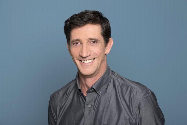 Christophe Marquand, directeur radio et internet