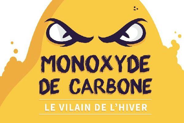 Monoxyde carbone danger !